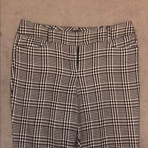 New York & Co Plaid Bootcut Pant-Offer/Bundle Save